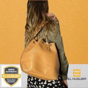 Louis Vuitton Shoulder bag Bag Petit Noe Beiges